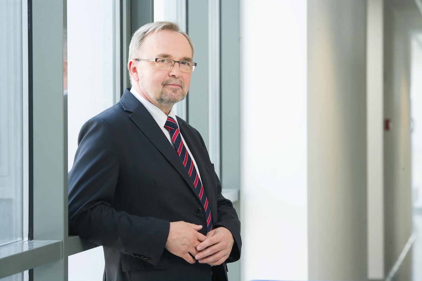 prof. dr hab. Hieronim Maciejewski