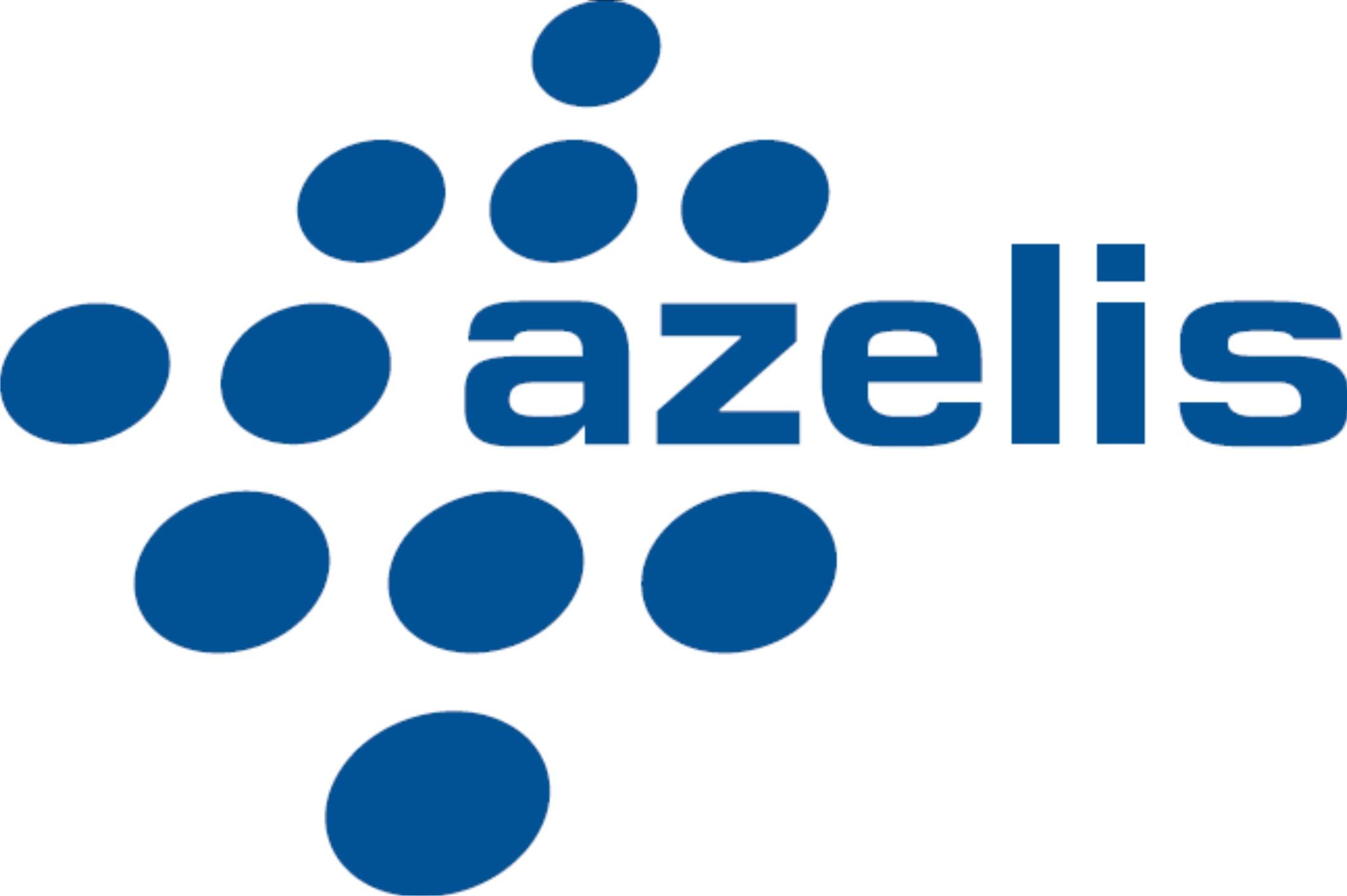 Znalezione obrazy dla zapytania azelis logo