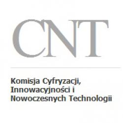 Będziemy gościć Komisję Cyfryzacji, Innowacyjności i Nowoczesnych Technologii