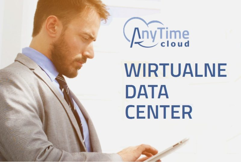 AnyTime Cloud Poznan - wirtualne data center