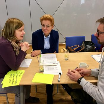 Pierwsze spotkanie regionalnych instytucji wspierających innowacyjność i przedsiębiorców