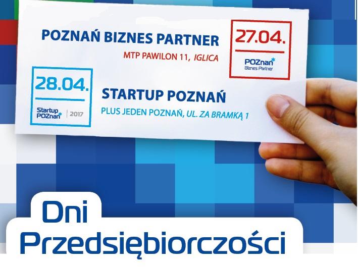 PPNT Poznań podczas Dni przedsiębiorczości Poznań 2017