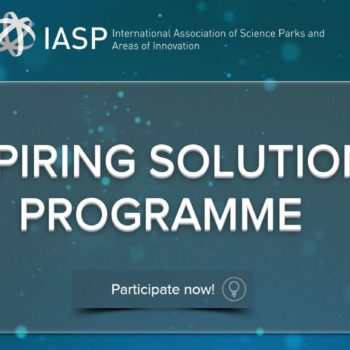 We're a finalist of the IASP Inspiring Solutions Programme