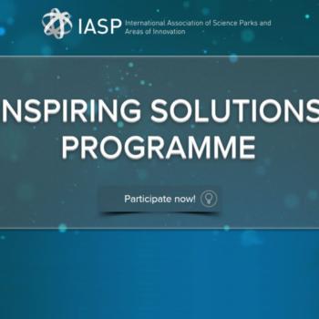 Jesteśmy finalistami konkursu IASP Inspiring Solutions Programme