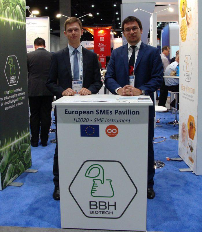 BBH biotech_lokator PPNT Poznan_na targach Bio Convention