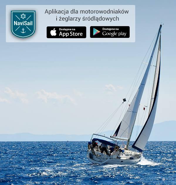 navisail - przelomowa aplikacja dla wodniakow