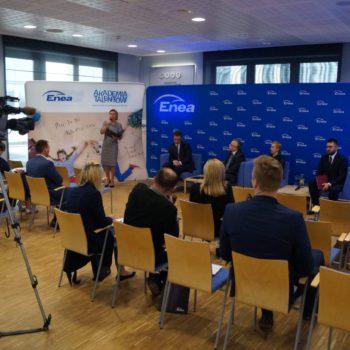 Inauguracja Enea Akademia Talentów w PPNT