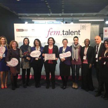 Kobiety z talentem. FemTalent Forum w Barcelonie z naszym udziałem