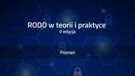 Szkolenie z RODO, PPNT Poznań