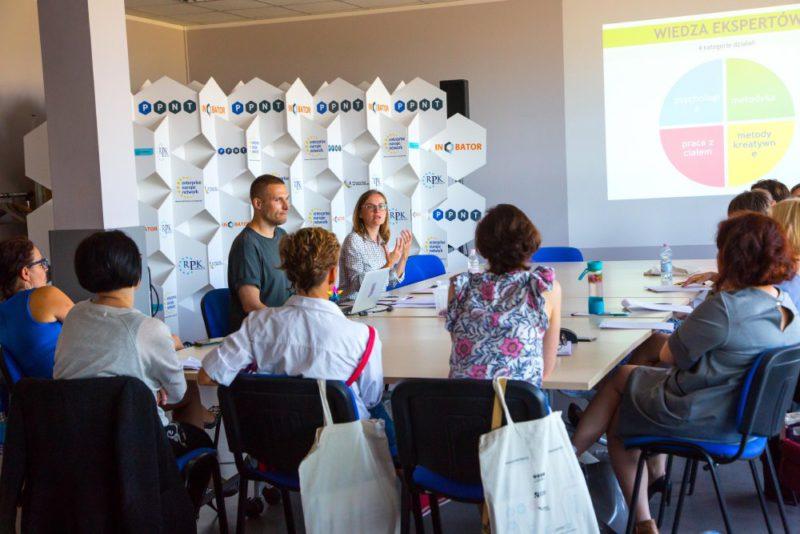 Innowacje społeczne w PPNT Poznań