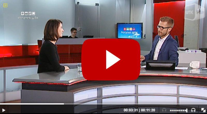 W telewizji WTK rozmawiamy o programie Erasmus
