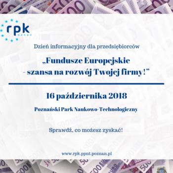 Fundusze europejskie – darmowe szkolenie dla firm