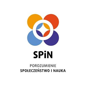 Logo Porozumienia SPOŁECZEŃSTWO i NAUKA
