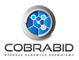 Centralny Ośrodek Badawczo Rozwojowy Aparatury Badawczej i Dydaktycznej COBRABiD Sp. z o.o.
