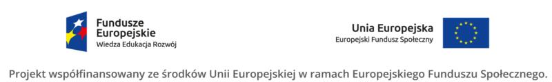 Logotyp UE_projekt Po-Po-jutrze