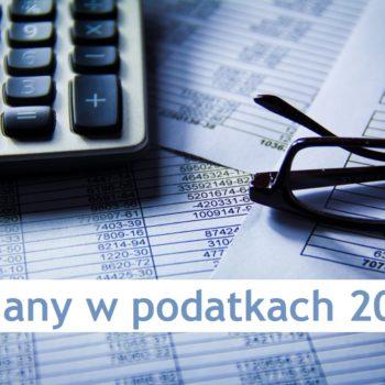 Zmiany w podatkach 2019. Szkolenie dla MŚP