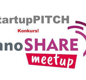 Zgłoś swój projekt na Startup PITCH podczas innoSHARE'19 w Poznaniu
