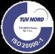 Nasza serwerowania ma certyfikat ISO na kolejny rok