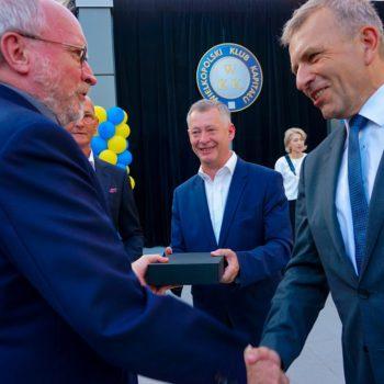 Nagroda Wielkopolski Filar Biznesu dla Dyrektora PPNT