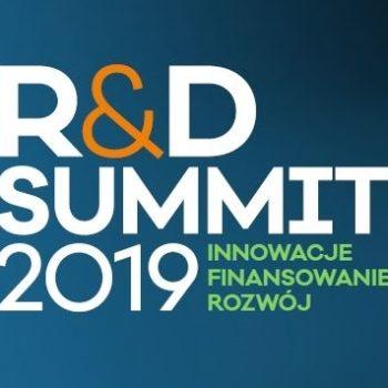 Zapraszamy na R&D SUMMIT 2019