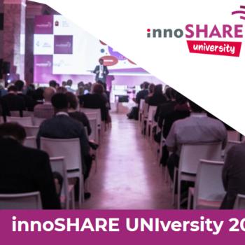 Zapraszamy na innoSHARE UNIversity 2019