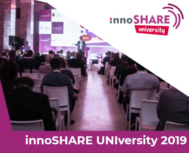 innoSHARE UNIversity 2019