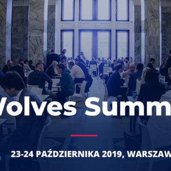Jesteśmy partnerem Wolves Summit 2019