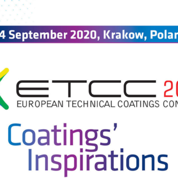 PPNT partnerem konferencji ETCC2020 – European Technical Coatings Congress