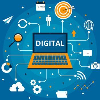 Rozwiązania cyfrowe w firmie. Webinar