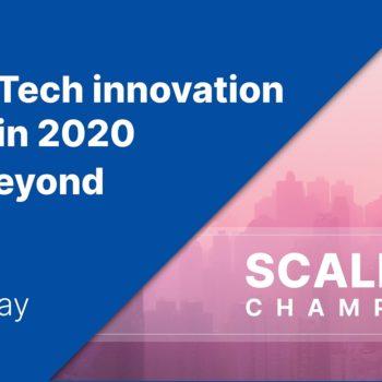 "Webinar ScaleupChampions – ""Deep Tech innovation in EU in 2020 and beyond"" 28.05"