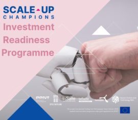 Scale-up Champions Investments Readiness Program