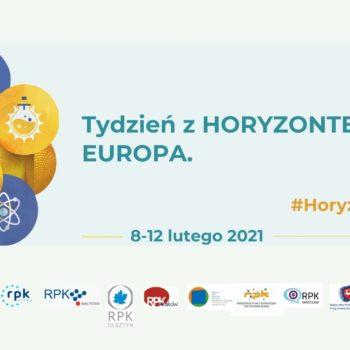 """Ogromne zainteresowanie konferencją """"Tydzień z Horyzontem"""" i nowym programem Horyzont Europa"""