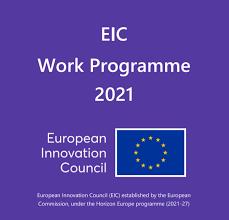 EIC Pathfinder Open 2021