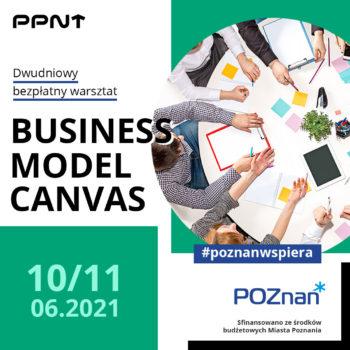 Business Model Canvas w firmie – zapraszamy na darmowe szkolenie