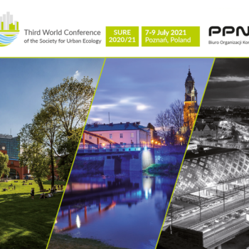 Cities as social ecological systems. Third World Conference of the Society for Urban Ecology