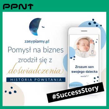 Success story: Zasypiamy.pl
