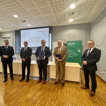 Porozumienie o współpracy PPNT z Agencją Rozwoju Przemysłu