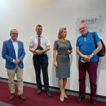 PPNT we współpracy z Biurem Regionalnym PARP w Poznaniu