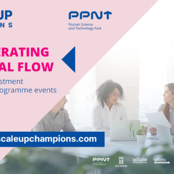 Accelerating the deal flow with the Investment Readiness Programme events