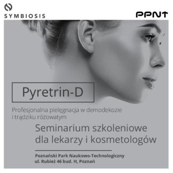 PPNT zaprasza na seminarium i szkolenia z zagadnienia Pyretrin-D