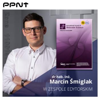 Dr. hab. Marcin Śmiglak w Zespole Edytorów międzynarodowego czasopisma naukowego