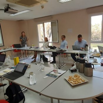 Malaga hosts the third workshop of the European project 'Innoinvest'